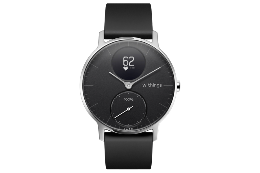 Withings Scanwatch front