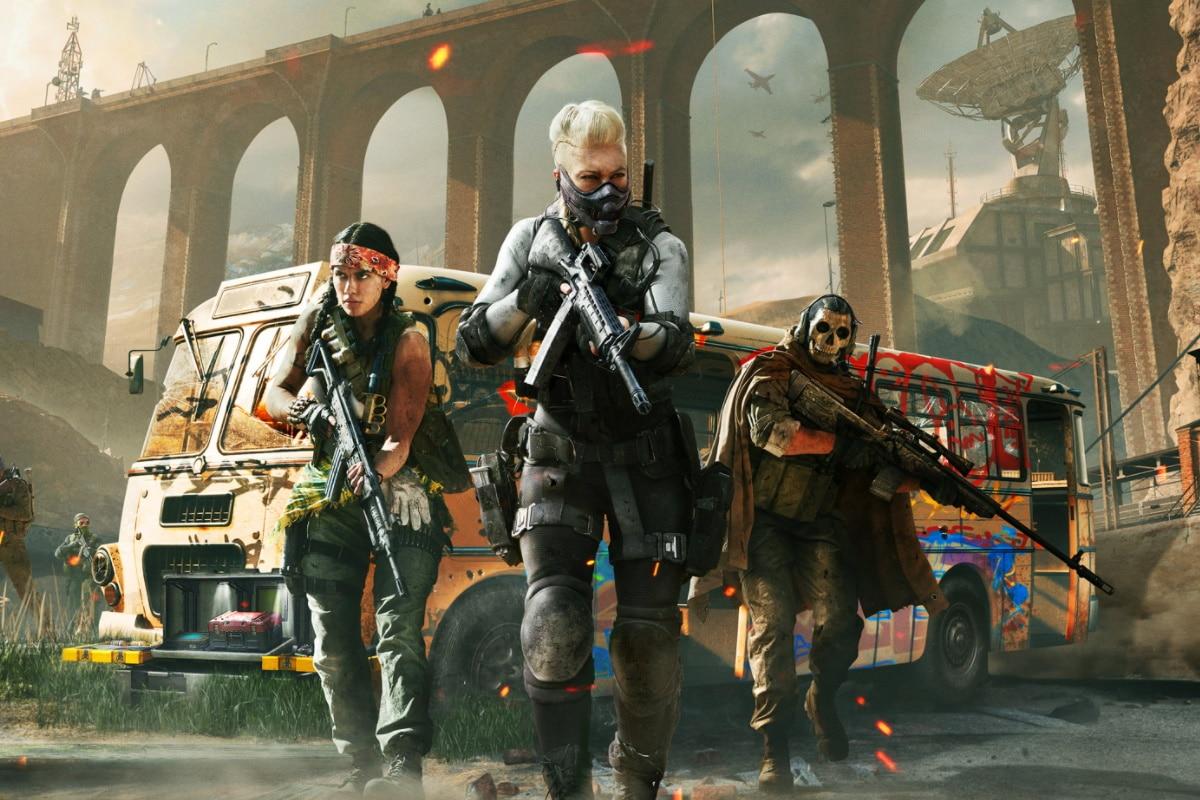 Best online games cod warzone