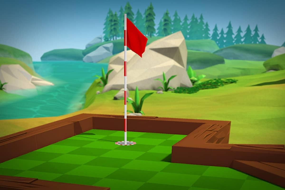 Best online games golf battle
