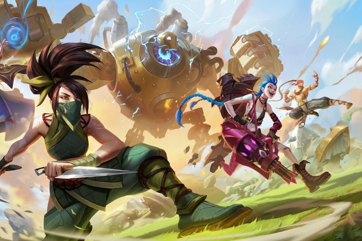 Best online games league of legends