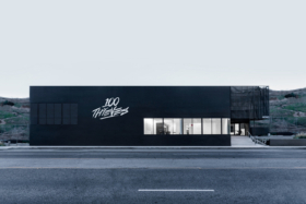 100 Thieves building