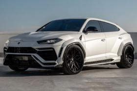 Lamborghini Urus widebody kit