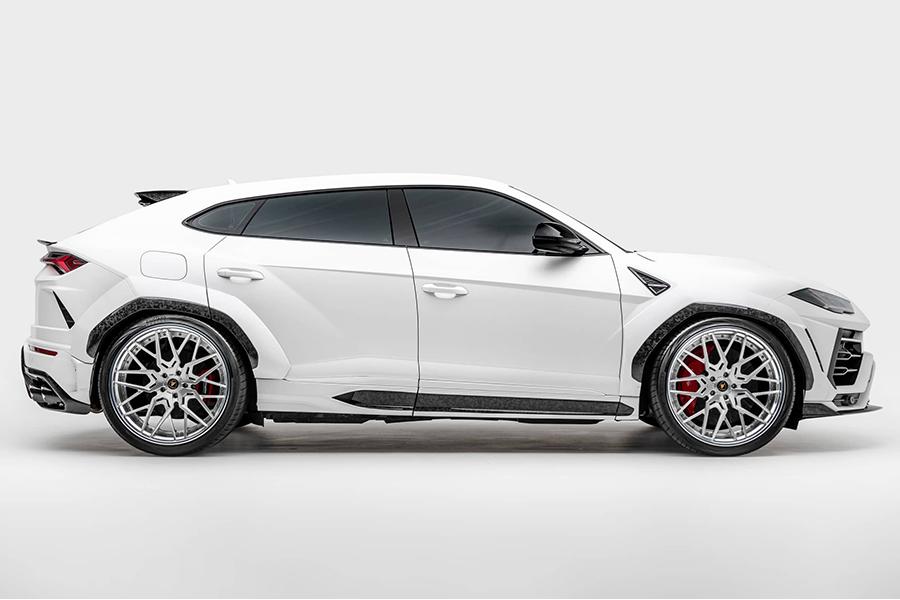 Lamborghini Urus luxury vehicle