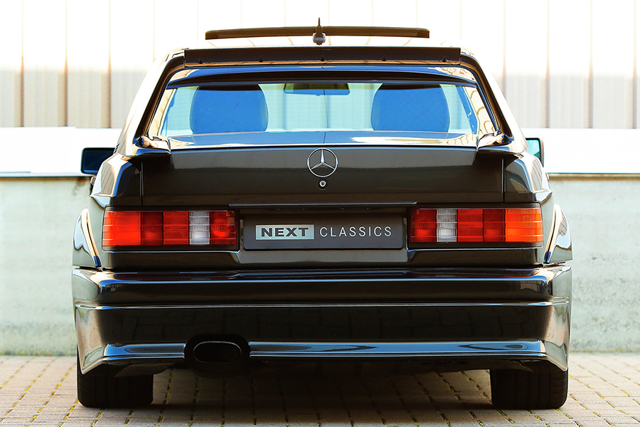 Mercedes-Benz 190E 2.5-16 Evolution II back