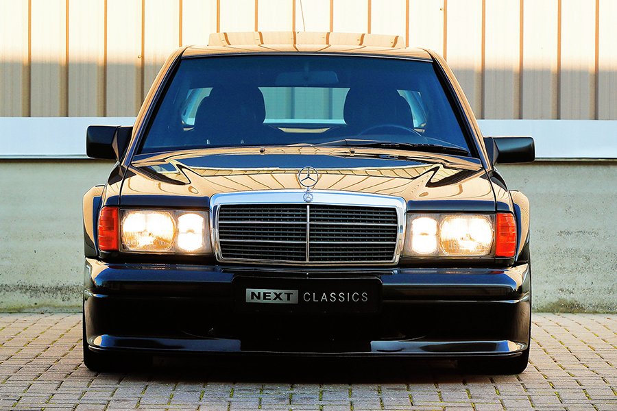 Mercedes-Benz 190E 2.5-16 Evolution II front
