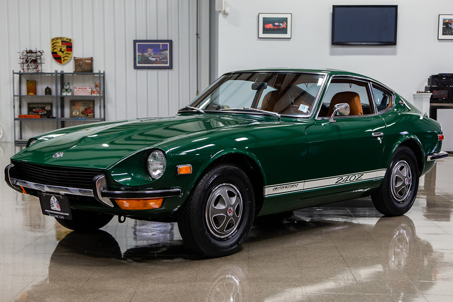 The 1971 Datsun 240Z Series I Was Completely Unexpected