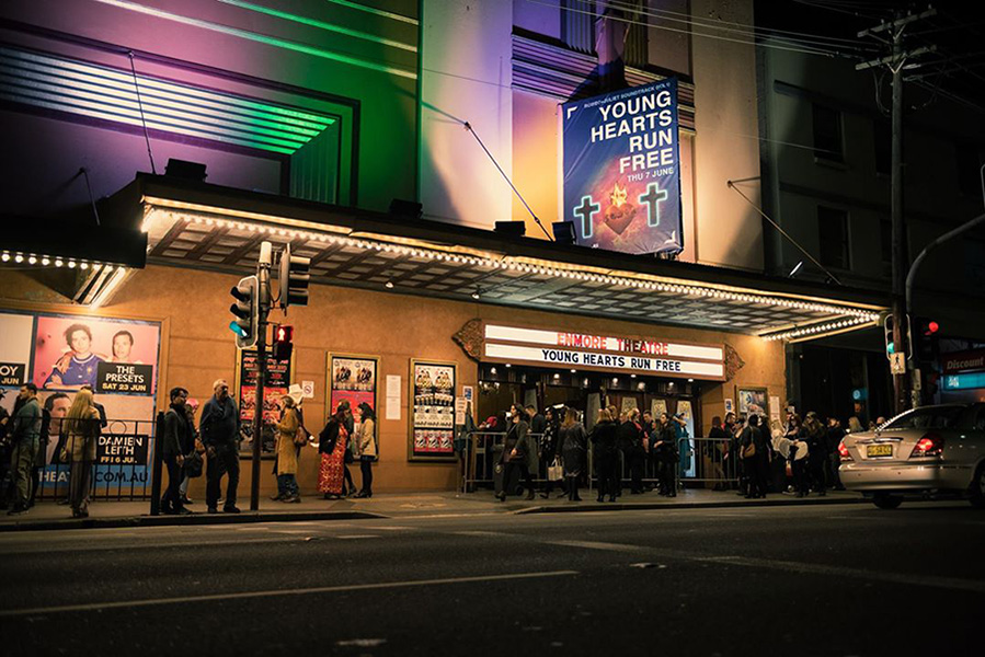 36 Best Live Music Venue in Sydney - 36 Best Live Music Venues in Sydney - Enmore Theatre