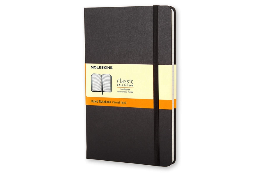 Moleskine - Classic Hard Cover Notebook