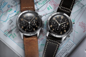 Breitling AVI Ref. 765 1953 Re-Edition watches on file pages