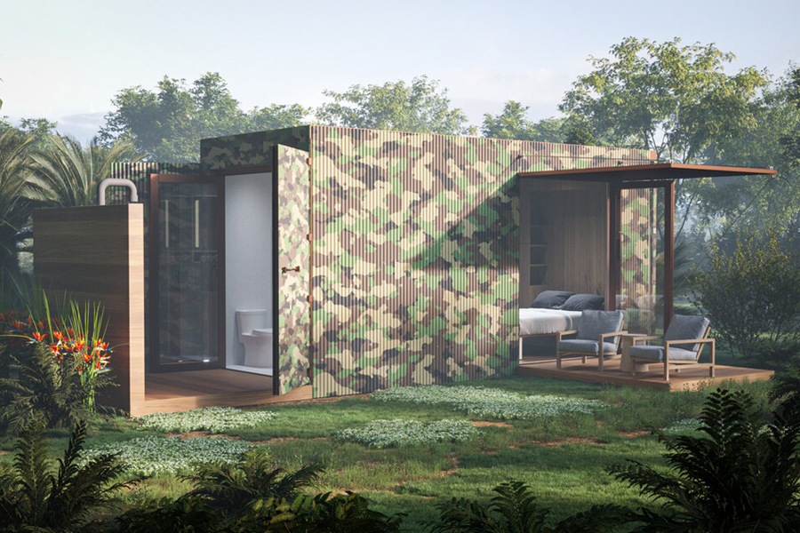 Buhaus Container Homes