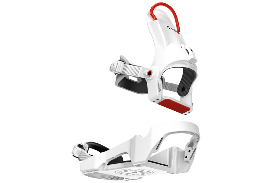 clew step-on Snowboarding Binding