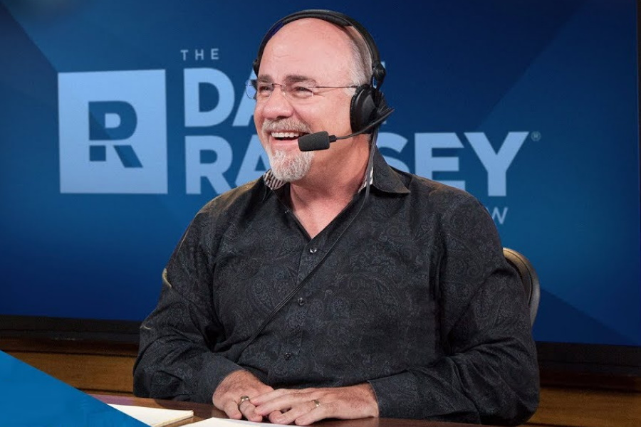 podcast host dave ramsey