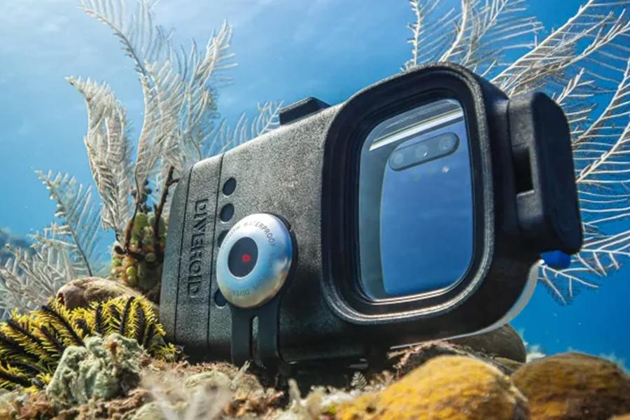 Diver Droid diving tech gear