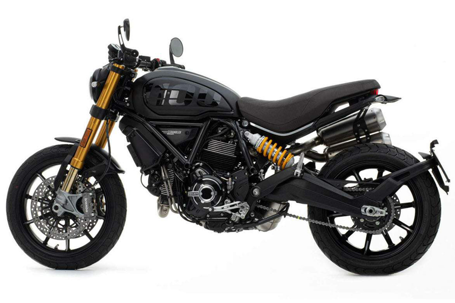 Ducati Scrambler 1100 Sport bike