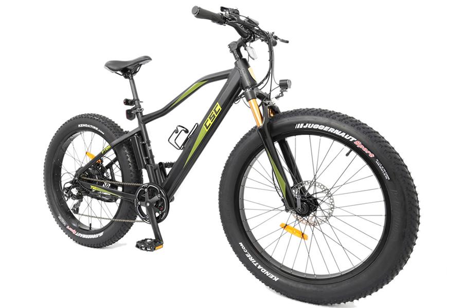 FT750 26 fat tire e bike