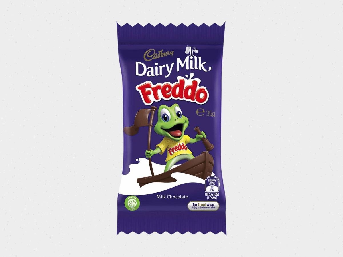 Freddo frog