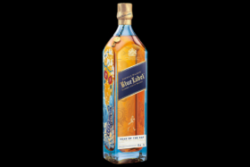 Johnnie Walker's 'Year of the Rat' Limited Edition Blue Label front