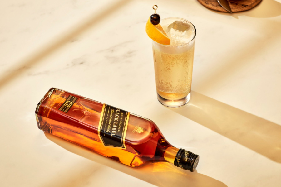 johnnie walker highball