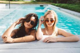 Julia Rose and Amanda Spain for Yume Mag