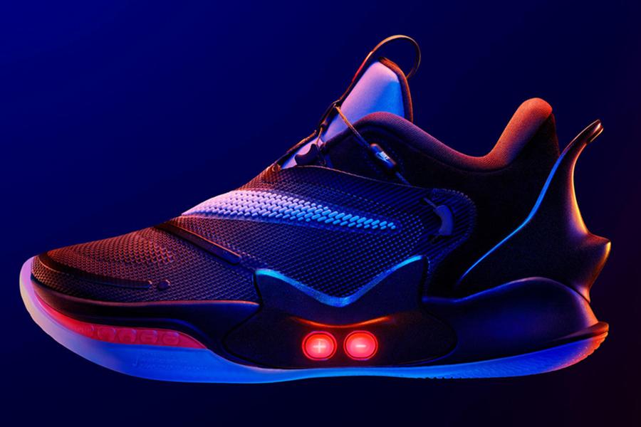 Nike Adapt BB 2.0's 'Power Laces' Advances the Already Advanced