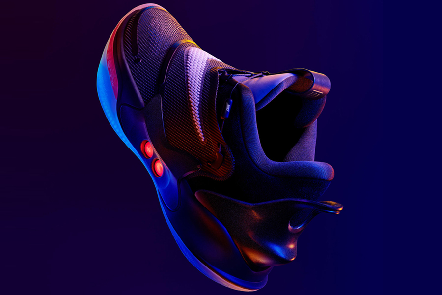 nike adapt bb 2.0 side view
