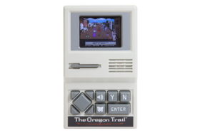 Orgeon Trail Game front view