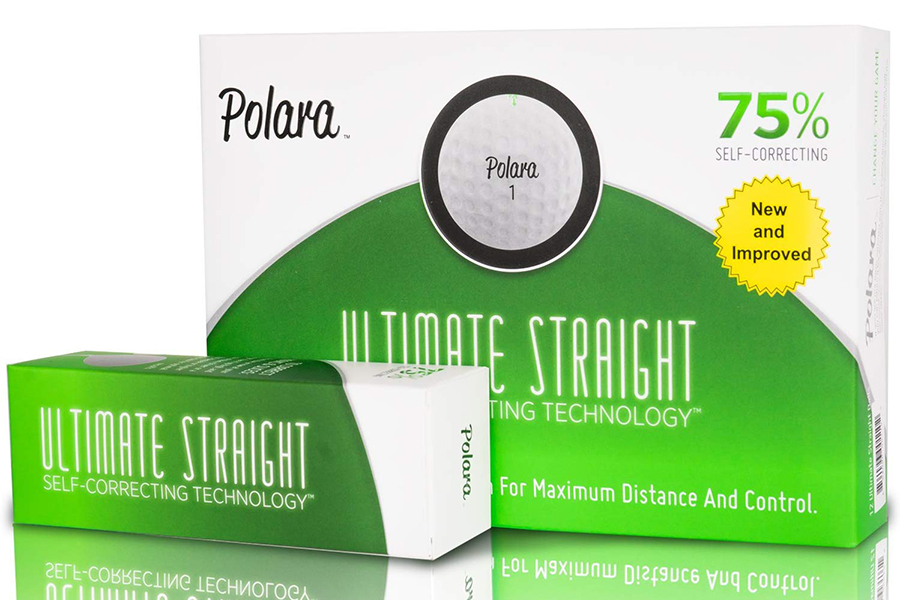 Polara's 'Illegal' Golf Balls