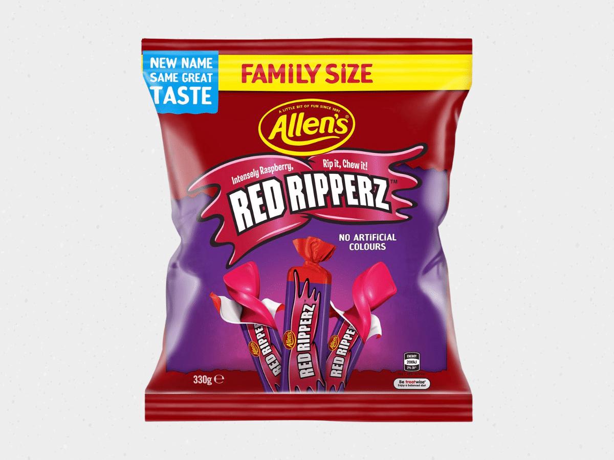 Red ripperz