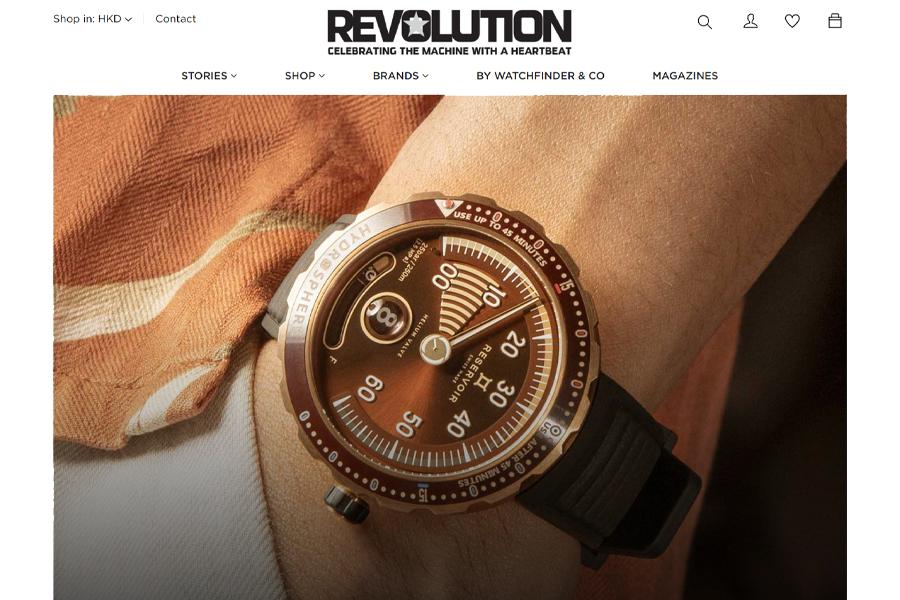 Revolution Watches