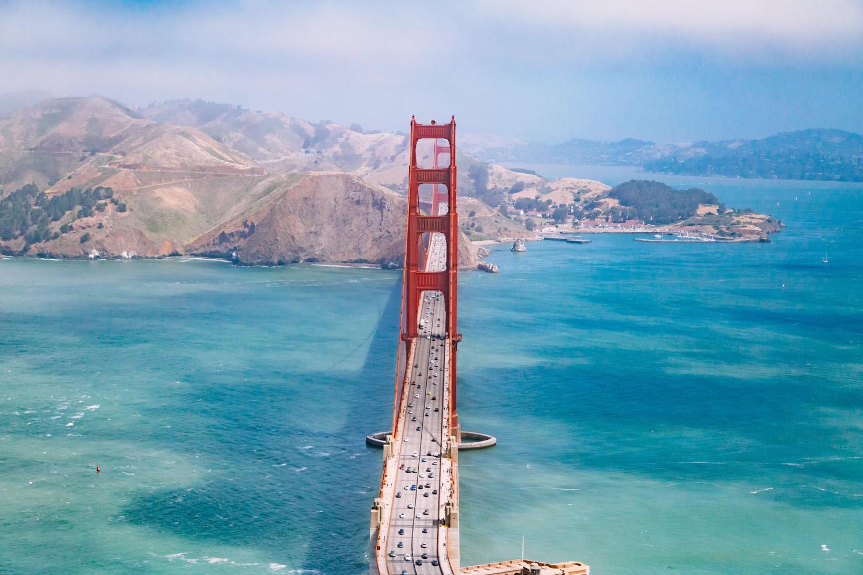 Golden Gate Bridge National Recreation Area