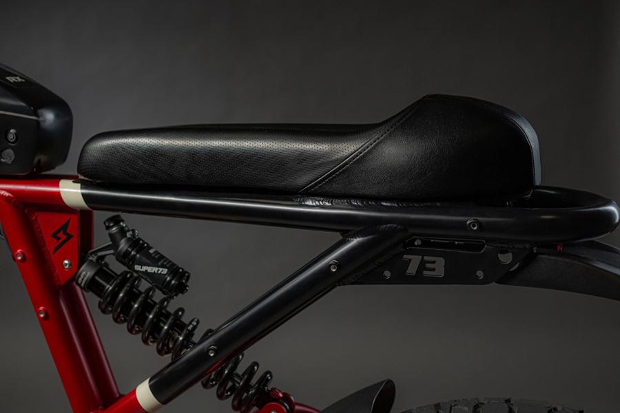 Super 73 electric bike seat