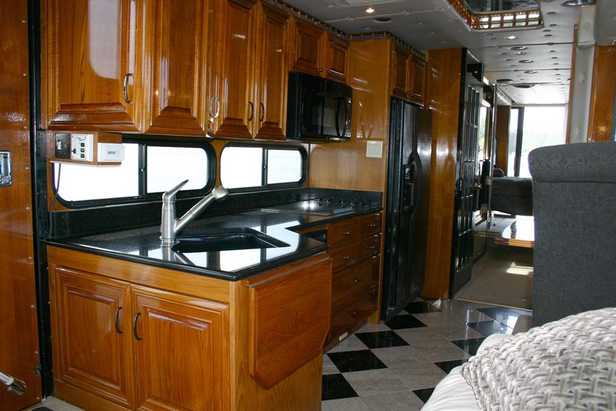 amphibious rv kitchen