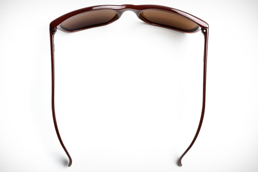 vaurnet legend sunglasses top view