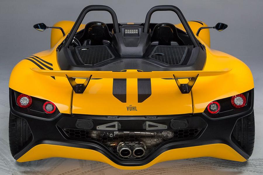 VUHL 05 designed for the track vehicle