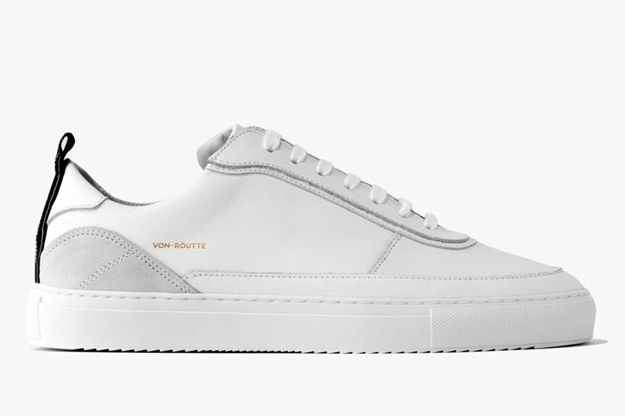 WhiteVon-Röutte sneaker