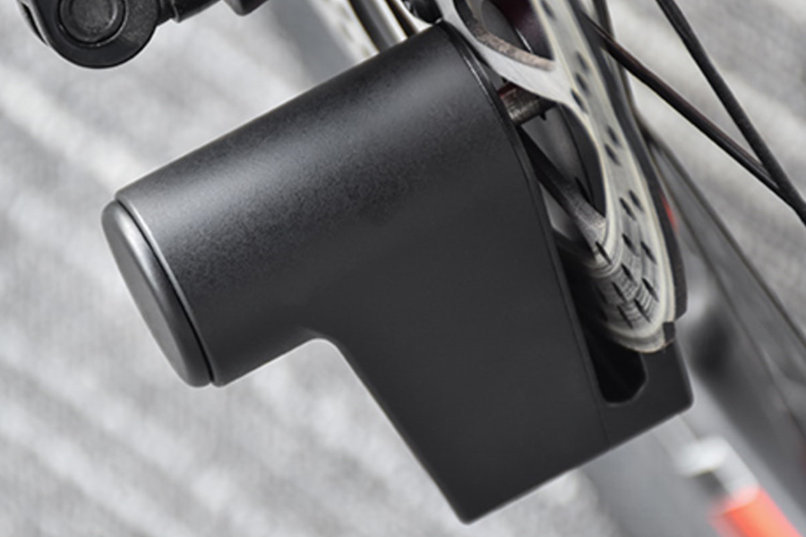 Walsun Creates the World's Smallest Bicycle Fingerprint Disc Lock | Man of Many