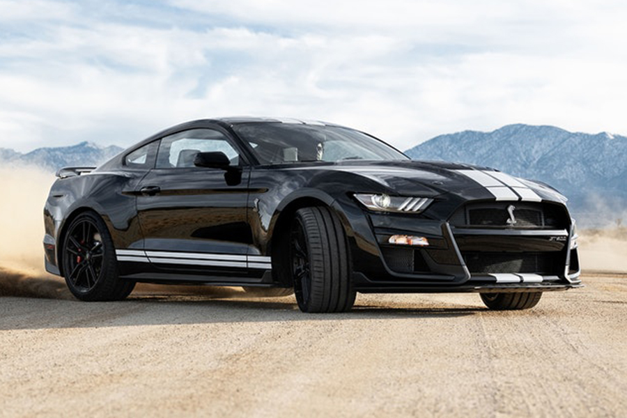 2020 Ford Mustang Gt Coupe Top Speed