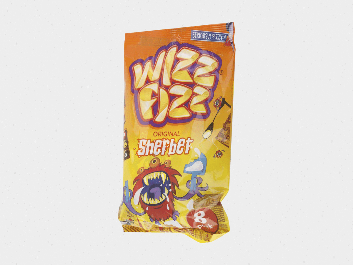 Wizz fizz sherbet