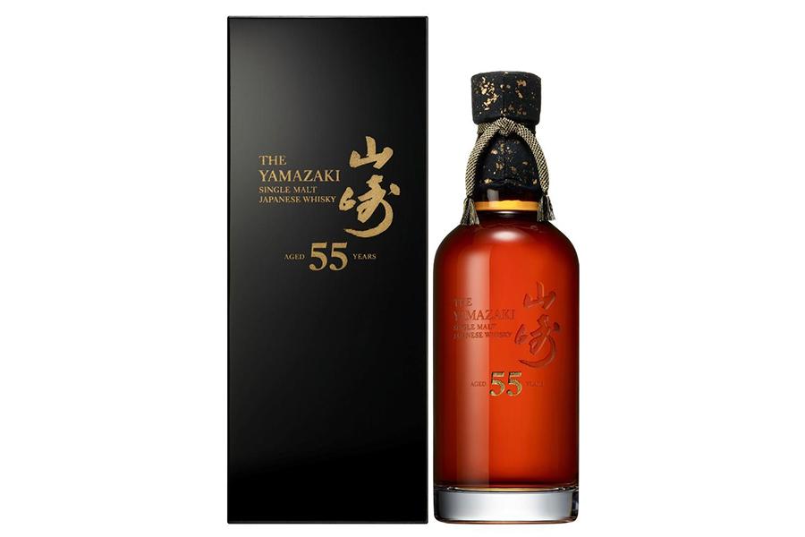 Yamazaki 55 Year Old for auction