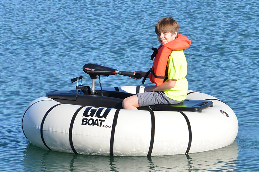 goboat portable bumper boat