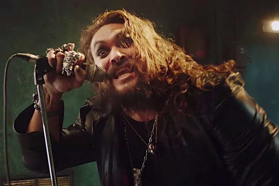 Ozzy Osbourne Approves Jason Momoa to Play Him in a New Music Video