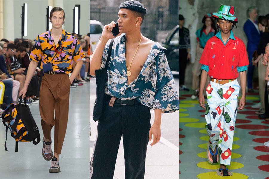 Cuban Cool mens fashion trend 2020