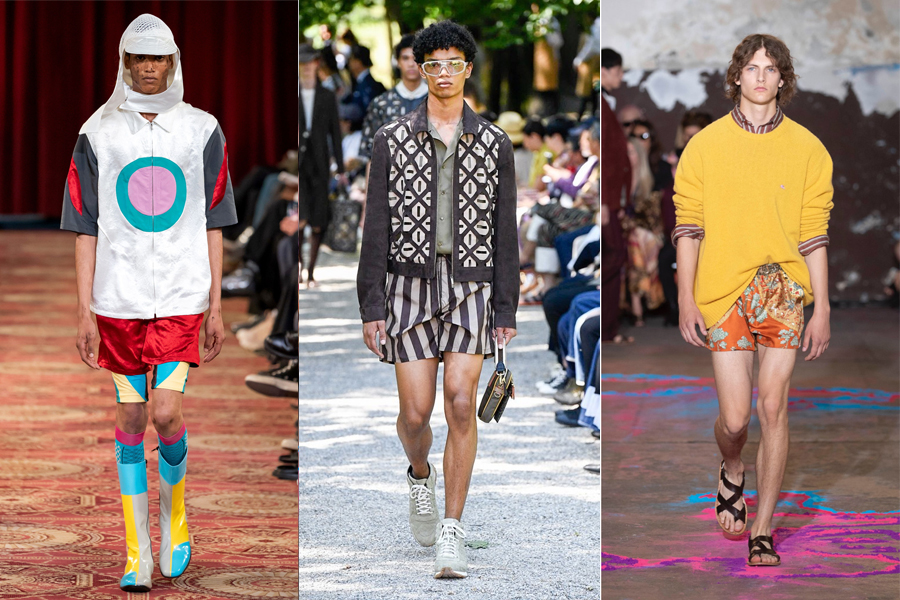 Intimate Outerwear mens fashion trend