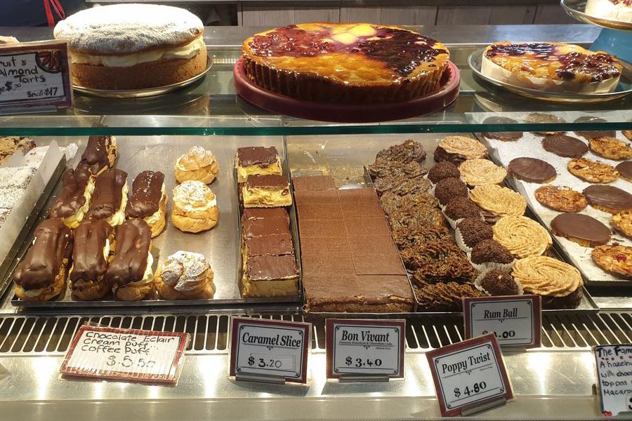 best cakes Sydney - Wellington Cake Shop