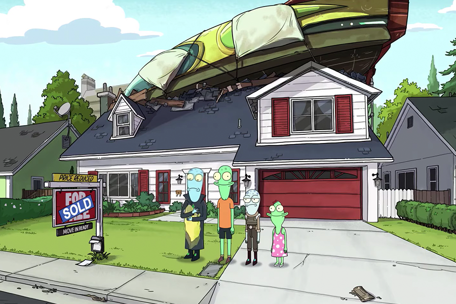 Rick and Morty co-creator Justin Roiland has given us the next best thing. Roiland released the first trailer for his new Hulu series Solar Opposites.
