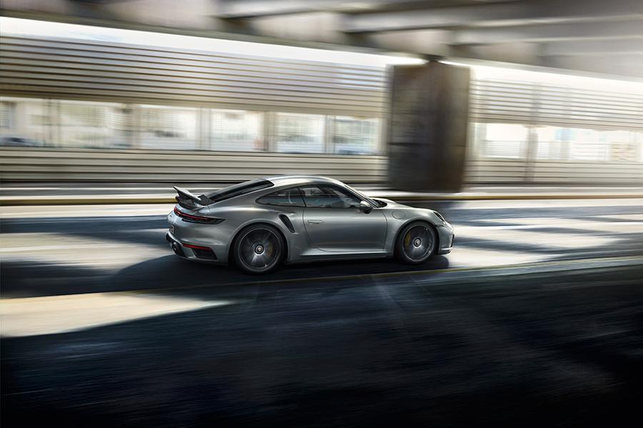 2020 Porsche 911 Turbo S Unveiled Man Of Many