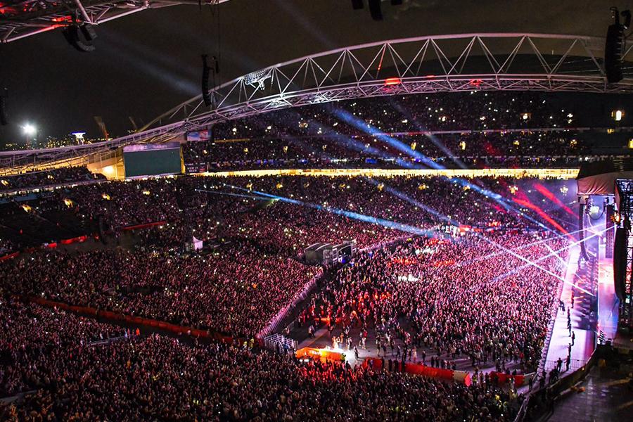 36 Best Live Music Venues in Sydney - ANZ stadium