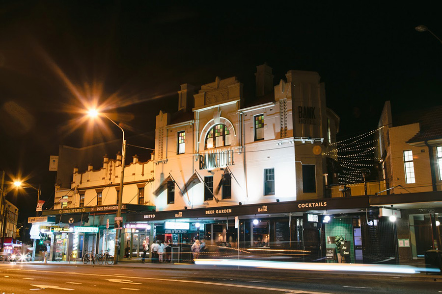 36 Best Live Music Venues in Sydney - Bank Hotel