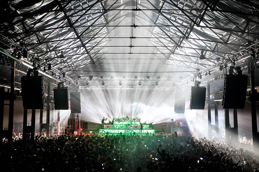 36 Best Live Music Venues in Sydney - Carriageworks