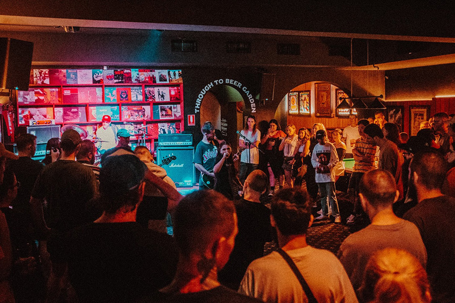 36 Best Live Music Venues in Sydney - Crowbar